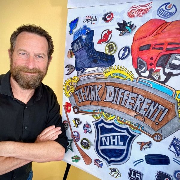 Duncan Wardle - Virtual Keynote Speaker working with the NHL